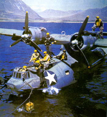Consolidated PBY Catalina - Aircraft - Fighting the U-boats