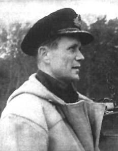 Capt. Addison Joe Baker-Cresswell , DSO of the Royal Navy (RN ...