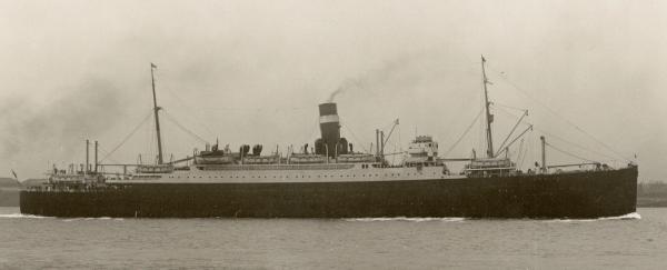 Athenia British Steam Passenger Ship Ships Hit By German U Boats