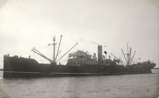 Largest Cargo Ship >> Biela (British Steam merchant) - Ships hit by German U-boats during WWII - uboat.net