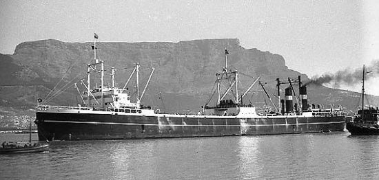 Largest Cargo Ship >> Empire Heritage (British Steam tanker) - Ships hit by German U-boats during WWII - uboat.net