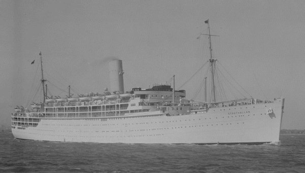 Strathallan British Troop Transport Ships Hit By German U Boats
