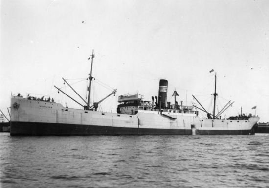 Largest Cargo Ship >> Mercator (Finnish Steam merchant) - Ships hit by German U-boats during WWII - uboat.net