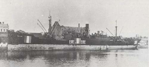 Crewlist from Irish Pine (Irish steam merchant) - Ships hit by German  U-boats during WWII - uboat.net