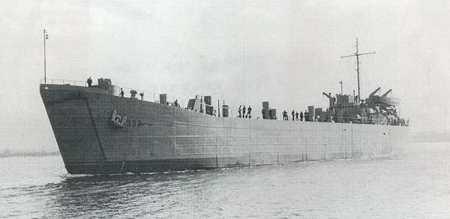 Lst Mk 2 Class Tank Landing Ships Allied Warships Of Wwii