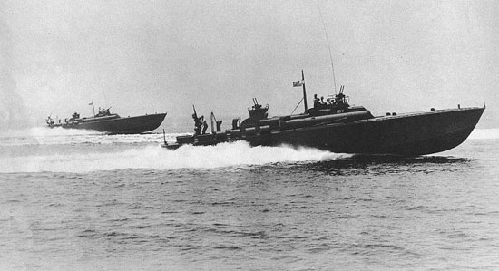 ELCO 80' class Motor torpedo boats - Allied Warships of WWII