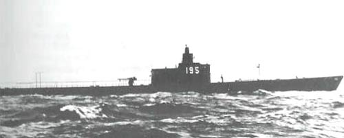 Sealion (i) (SS-195) of the US Navy - American Submarine ...