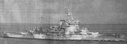 Hms Warspite 03 Of The Royal Navy British Battleship