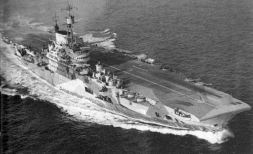 HMS Indefatigable (10) of the Royal Navy - British Aircraft ...