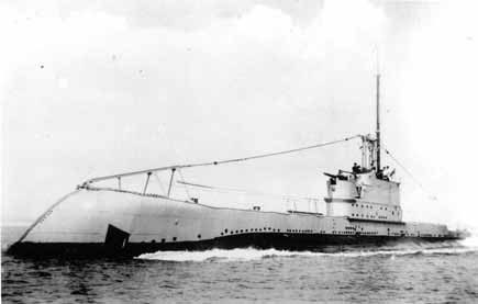 Hms Oxley 55 P Of The Royal Navy British Submarine Of The O