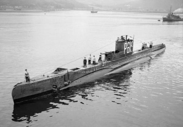 Crewlist from HMS P-615 (British submarine) - Ships hit by German U