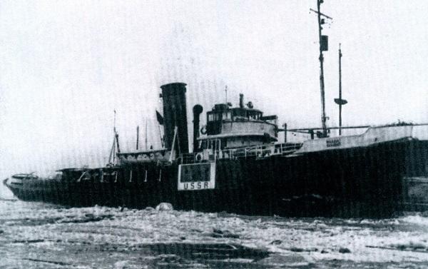 ASO-1 Shkval (Soviet Salvage vessel) - Ships hit by German ...
