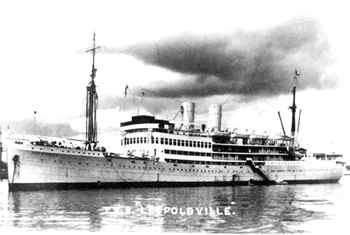Survivor of the S.S. Leopoldville sinking - EPHEMERA & PHOTOGRAPHS ...