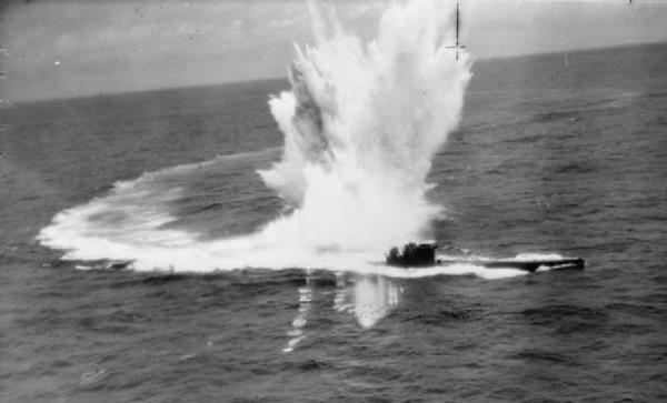 The Type VIIC U-boat U-243 - German U-boats of WWII ...