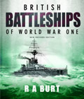British Battleships of World War One