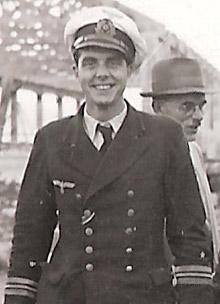 Kapitänleutnant Otto-Ulrich Blum - German U-boat ...