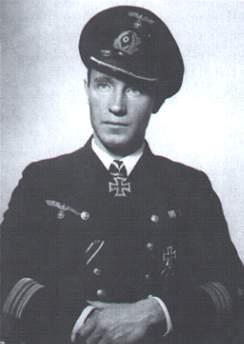 U-boat Commander Peter Erich Cremer
