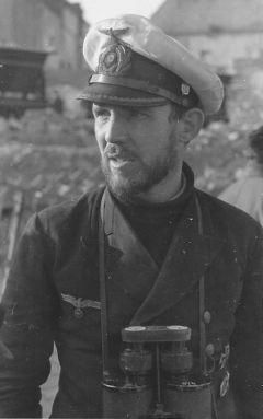 Günter Hackländer list of all german u boat commanders the of the kriegsmarine