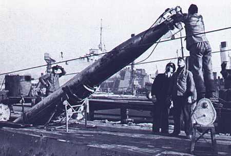 u boat torpedo  The torpedo mate was