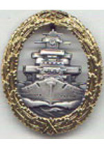 Fleet War Badge