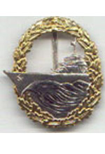 Destroyer War Badge
