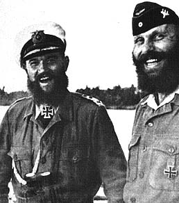 Kapitän zur See Werner Hartmann - German U-boat Commanders ...