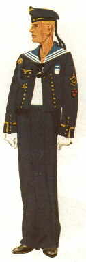 Petty Officers And Other Ranks Kriegsmarine Uniforms