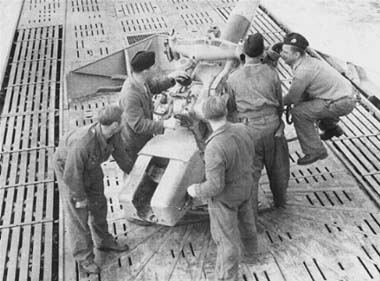 U-boat Deck guns - Technical pages - German U-boats of WWII