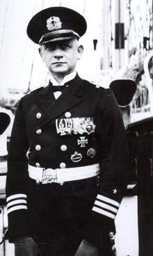Marine Ranks In Order >> Oberleutnant zur See Otto Kümpel - German and Austrian U ...
