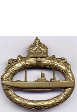 U-Boat War Badge